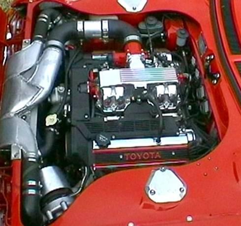Soarer Diehard Twin Turbo 1uz Fe In A Ta22 Celica