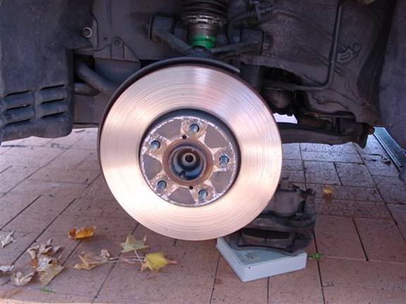 Planet Soarer - Big Supra Brake Upgrade