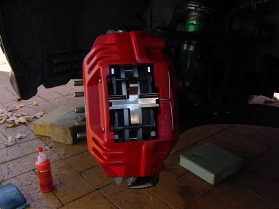 Planet Soarer - Big Supra Brake Upgrade